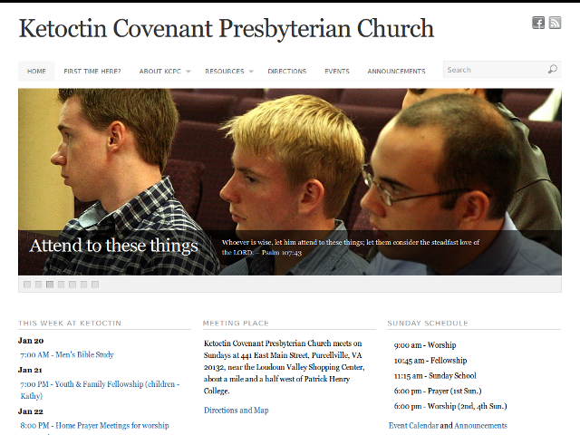 Ketoctin Covenant Presbyterian Church