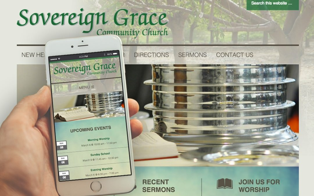 Sovereign Grace Community Church