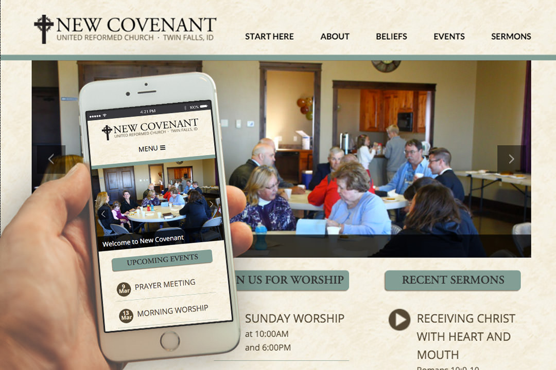 New Covenant URC