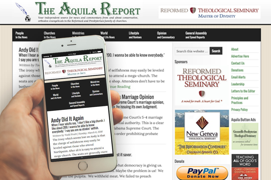The Aquila Report