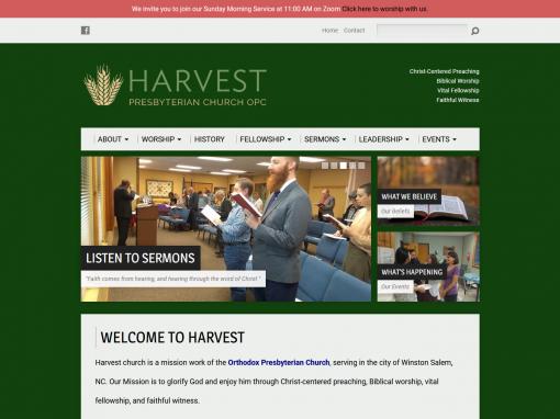 Harvest OPC