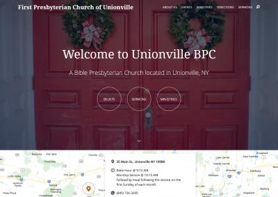 First Presbyterian Church of Unionville