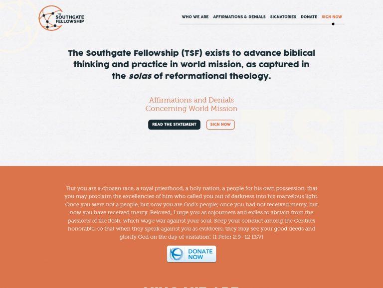 The Southgate Fellowship