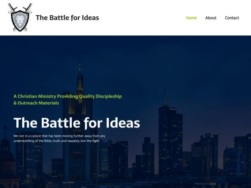 The Battle for Ideas