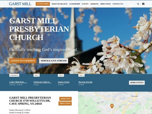 Garst Mill OPC