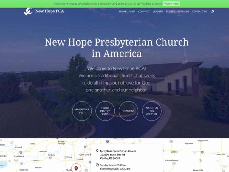 New Hope PCA